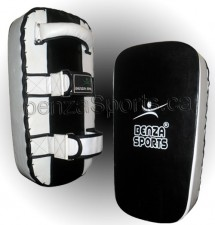 Muay Thai Kick Pads – Leather