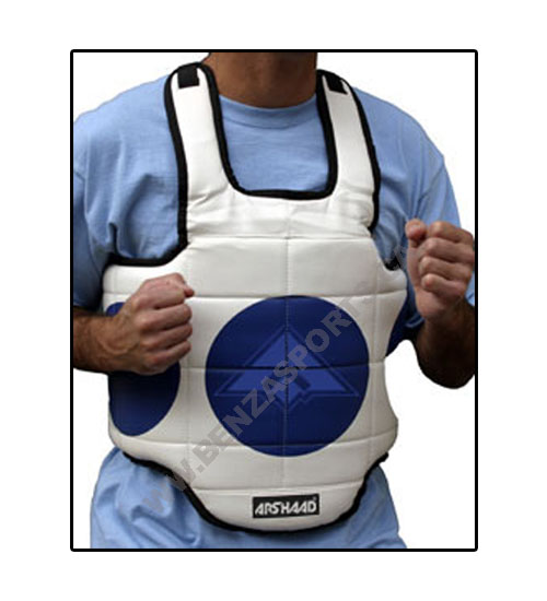 Chest Protector Chest Guard For Karate Taekwondo