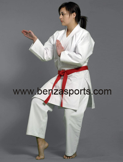 Medium Heavy 12 OZ Karate Gi