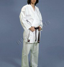 Heavy Weight Karate White Gi