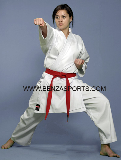 Karate Uniform/ Karate Gi – Med LT WT 9OZ