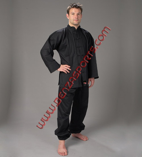 Training Competition Kung Fu Uniform Martial Arts