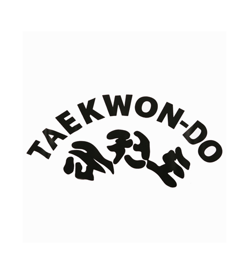Medium Weight 9 OZ Taekwondo Gi BLK Collar