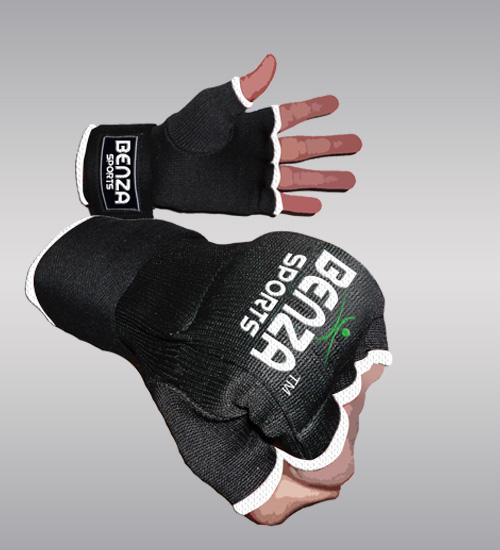 Fitness Inner Gloves: Hand Wrap Inner Glove, Quick Hand Wraps