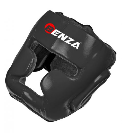 Competition boxing head guard