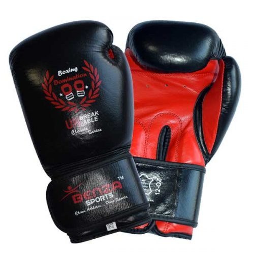 Classic Boxing Glove Black