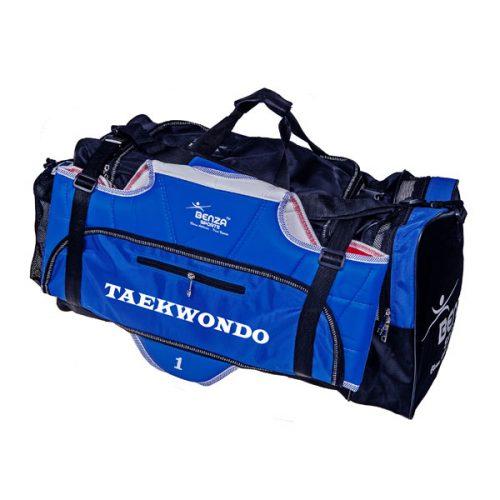 karate taekwondo sports bag, sparring bag