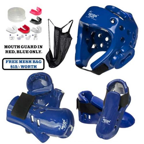 Karate Taekwondo Sparring Gear Set