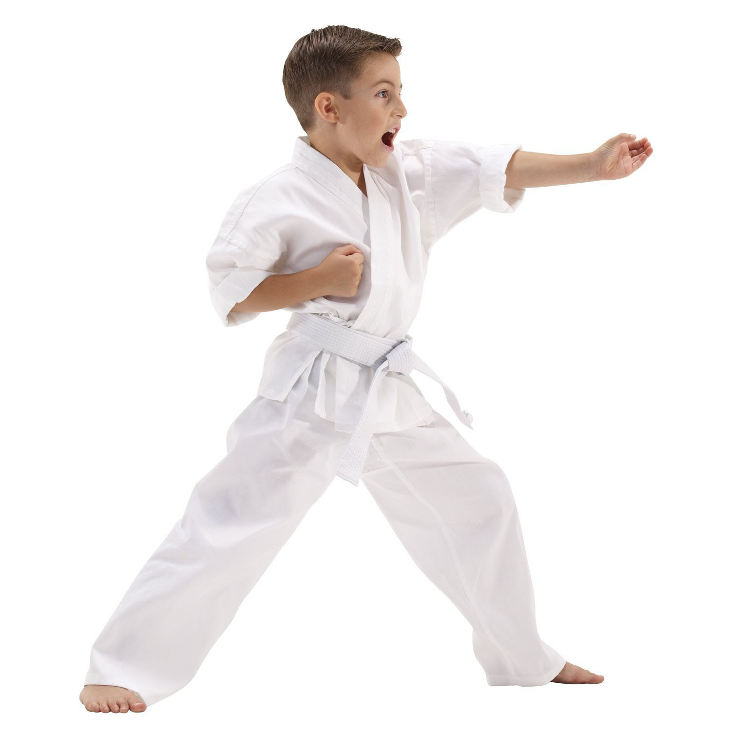 Karate Gi Karate Uniform Bronze Light Weight 7 Oz