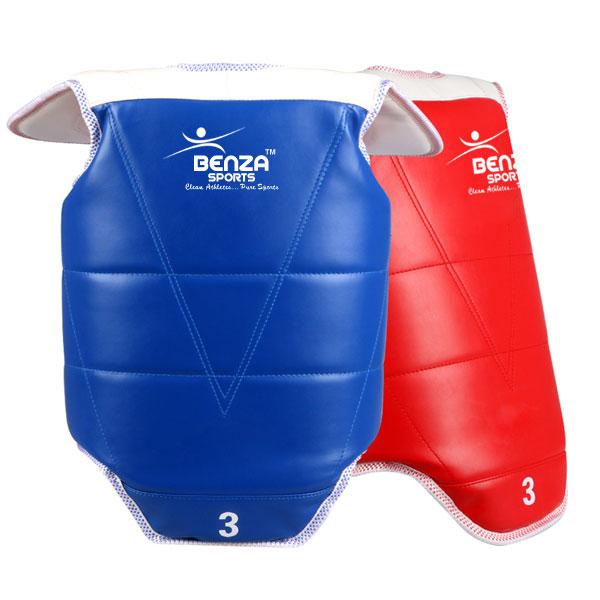 Taekwondo Karate Sparring Gear Equipment Bags GTE Zone Deluxe Blue Bag Martial Arts MMA , 125E 13x27x14
