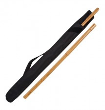 Unpeeled Escrima Sticks Set