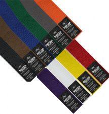 Karate Taekwondo Judo Rank Belts