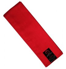 Cotton Kung Fu Sashes - Red