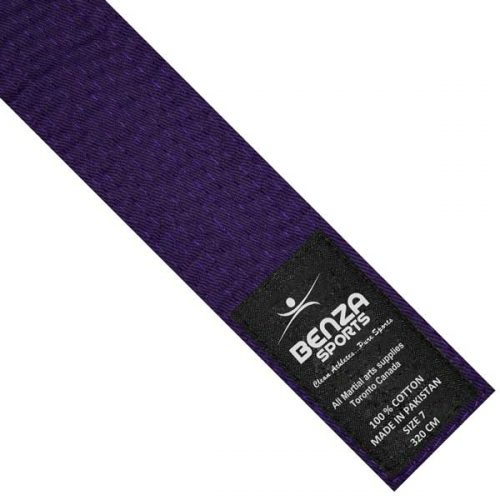 Karate Purple Belt