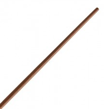 tapered hardwood bo staff