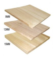 Wood Breaking Boards