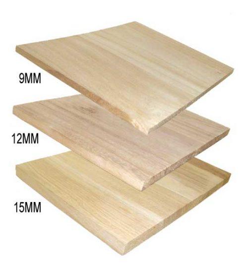 Wood Breaking Boards