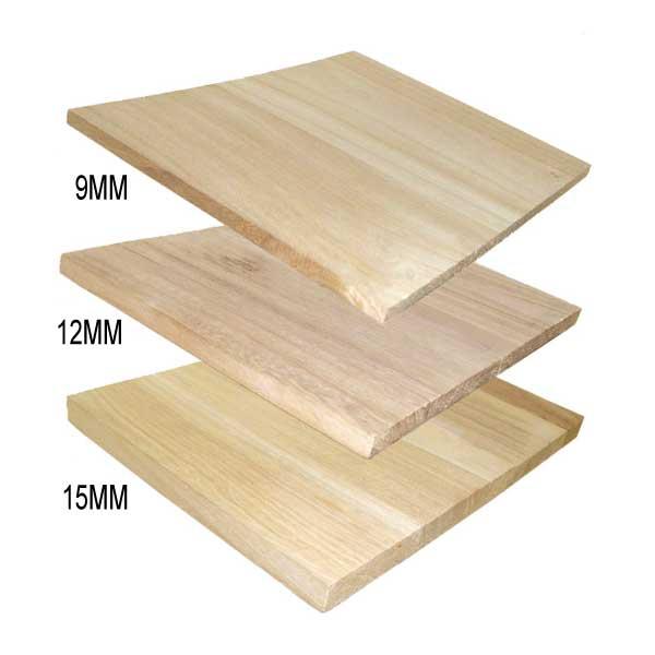 Wood Breaking Boards for Taekwondo Karate