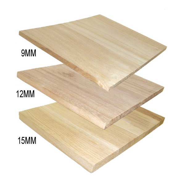 Wood breaking boards for karate taekwondo martial arts