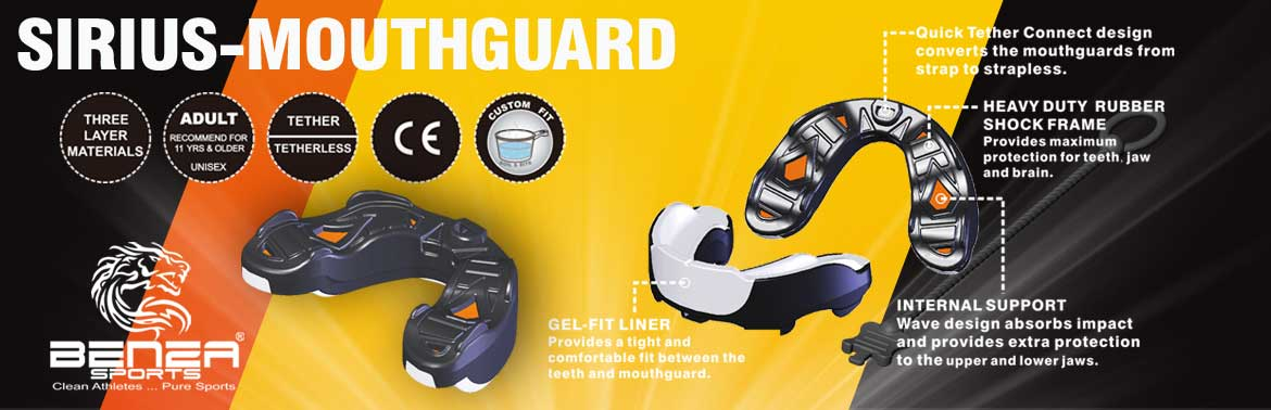 Sirius Mouth Guard