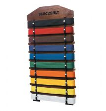 Karate Belt Rack