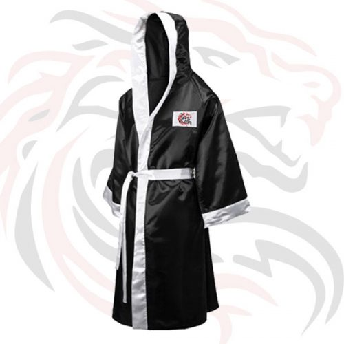 Boxing Robe With Hood
