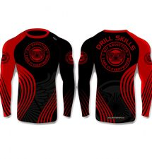 BJJ Addiction Rash Guard