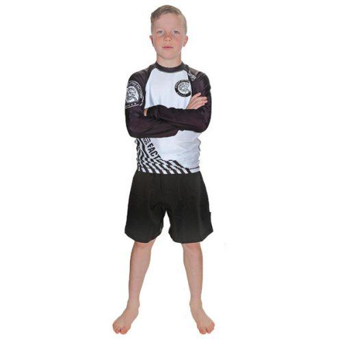 bjj factory long sleeves rash guard