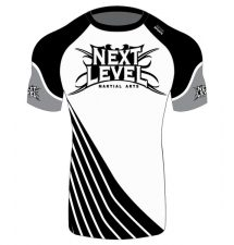 Next Level half sleeves BENZA rash guard