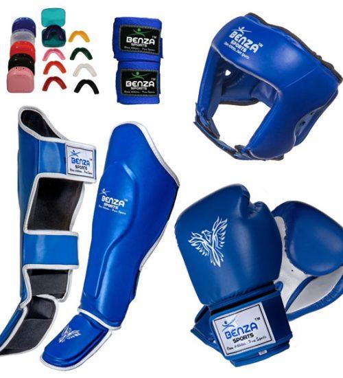 Muay thai sparring gear set