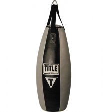 Title Tear Drop Heavy Bag
