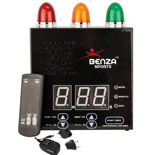 Benza Professional Gym Timer