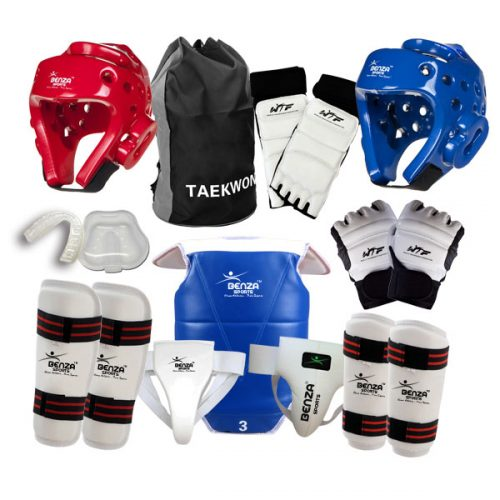 Ultimate Taekwondo Sparring Gear