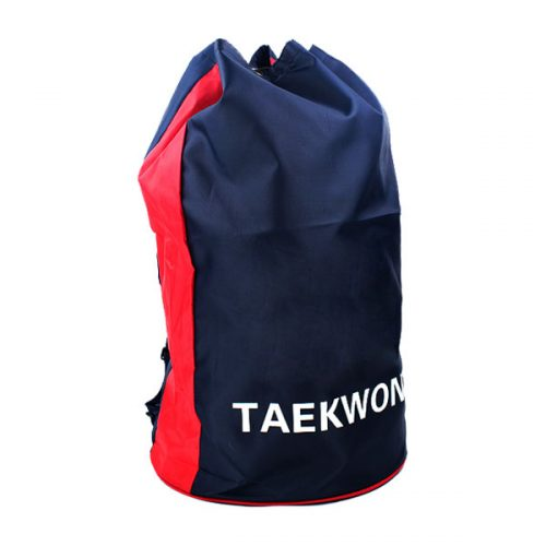 Taekwondo Imprint Duffel Bag