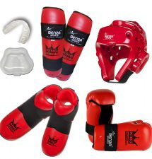 ITF Taekwondo Sparring Gear Set