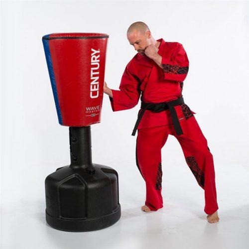 Taekwondo wavemaster free standing heavy bag