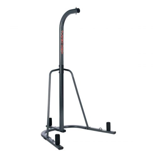 century single station heavy bag stand