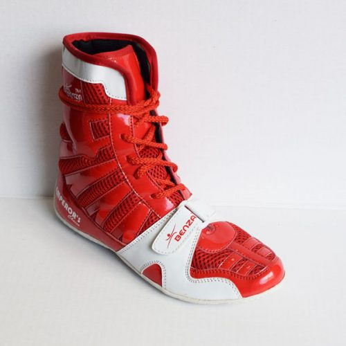 Emperor's choice boxing shoes