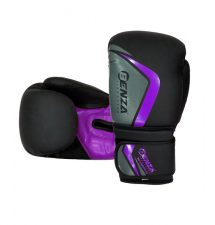 Benza Bazooka Infused Foam Boxing Glove Purple