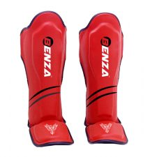 Muay Thai Shin Guard Red