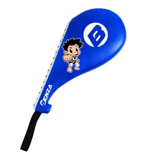 Taekwondo hand target blue