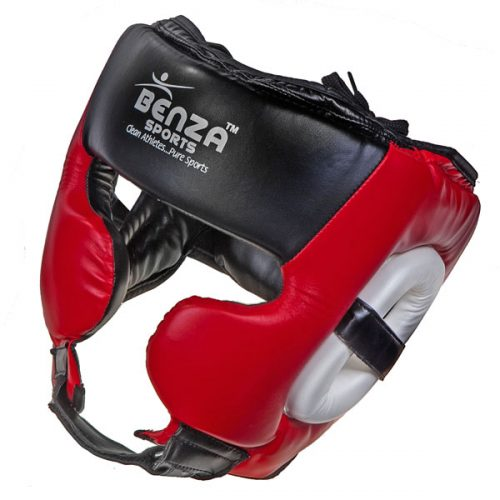 Leatherette High Performance Ultima Head Guard