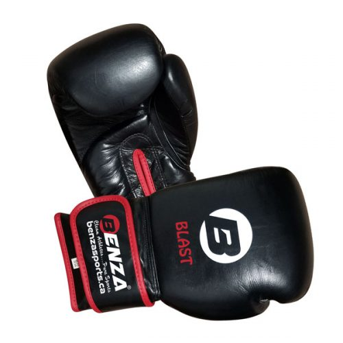 Benza Blast 18 Ounce boxing gloves4