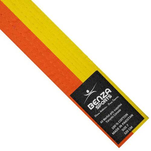2 Tone Color Belts 4
