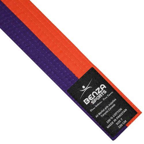 2 Tone Color Belts 3