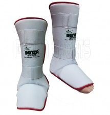 COTTON SHIN GUARD, SHIN PAD WITH INSTEP TORONTO, VAUGHAN