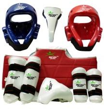 WTF Taekwondo Sparring Gear Set TORONTO, MARKHAM, VAUGHAN