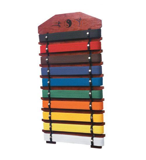 Karate Belt Display Rack