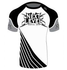 Next Level half sleeves BENZA rash guard